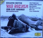 War requiem cover