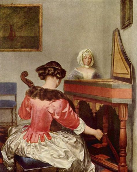 The concert Gerard_ter_Borch