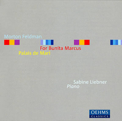 CD Morton Feldman musikk
