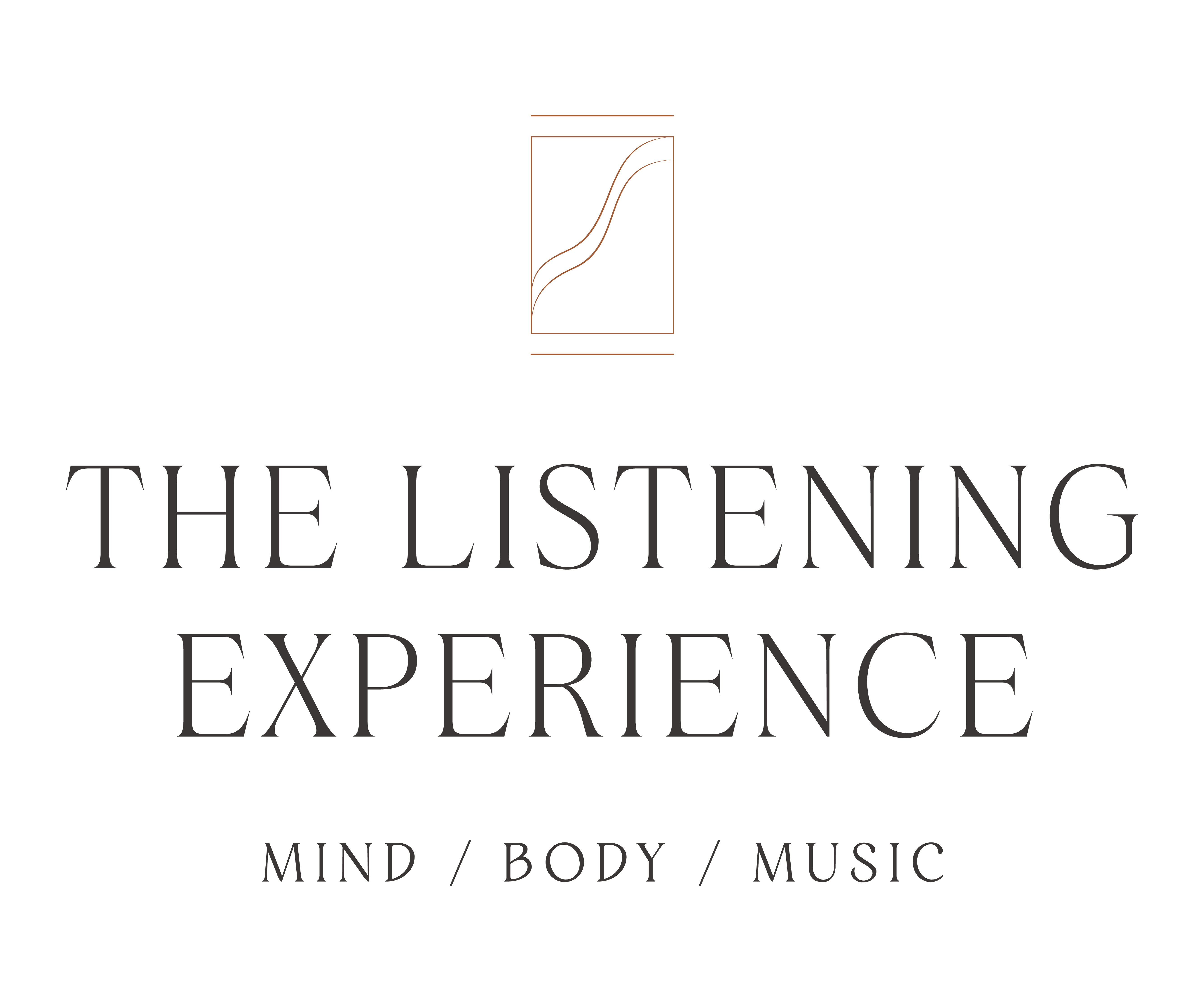 The listening experience